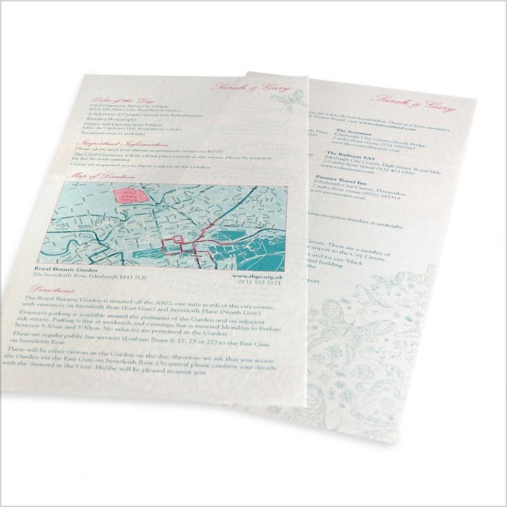 Lace Butterfly Information Sheets